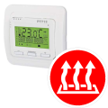 Thermostats for floor heating