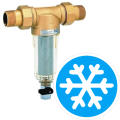 Domestic cold water filters