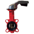 Interflanged butterfly valves