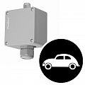 Gas detection for garages