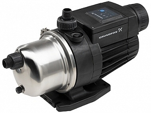 Grundfos MQ 3-35 domestic waterworks
