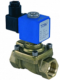 Electromagnetic solenoid valve for water TORK T-GP103 DN 15