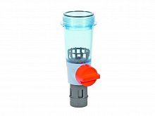 Transparent Honeywell thermowell filter for F74CS and FK74CS