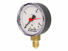 Pressure gauge Honeywell M76K-A16 for series filters F76S