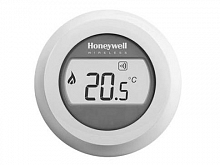 Wireless single-zone room thermostat Honeywell Round T87RF2083