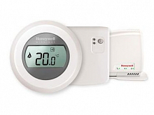Wireless single-zone room thermostat ROUND Honeywell Y87RFC2074