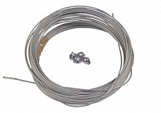 Grundfos stainless steel wire with handles 2mm (20m)