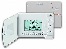 Wireless thermostat Siemens REV 24 RFDC/SET