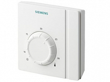 Room thermostat with control wheel Siemens RAA 21