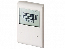Programmable room thermostat Siemens RDE 100