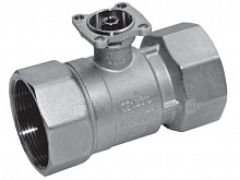 Two-way characterised control valve R2020-S2 (R 220)