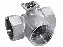 Three-way regulator ball valve Belimo R3025-6P3-S2 (R 322)