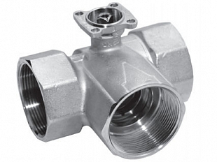 Three-way characterised control valve Belimo R3040-16-S3 (R 338)