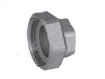 Pipe fitting to Belimo ZR4540 ball valve