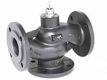 Three-way globe valve Belimo H7100N