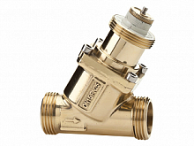 Pressure independent two-way regulator valve Optima Compact DN15