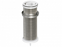 Honeywell filter insert with O-ring, 50 µM R 1 1/2 - R2