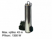 Wilo TWIS 5-606 EM-A + cable 20 m submersible pump with a float for wells