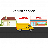 Goods Return Service